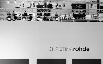 Exhibithion design for Christina Rohde